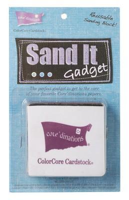 Core'dinations - Sand it Gadget